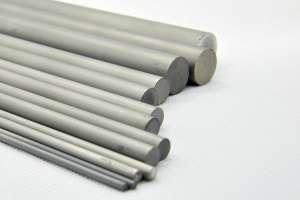 Unground Tungsten Carbide Rod