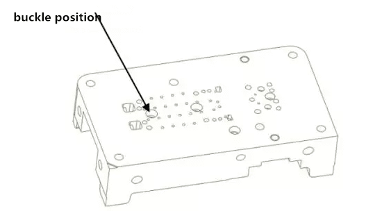 What's the standard tolerance of mold in CNC programming process?