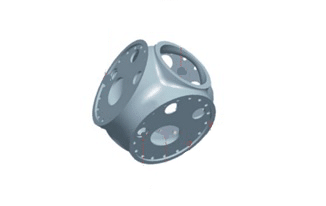 Machining of Wheel Hub